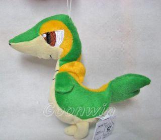 Nintendo Pokemon Plush Toy Doll Psyduck Snivy PPK4 6