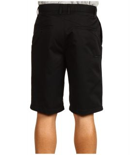 Volcom Relaxed Fit Frickin Too Chino Short Black
