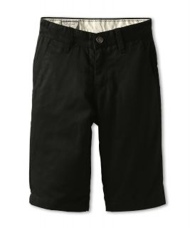 Volcom Kids Frickin Chino Short (Big Kids) Black