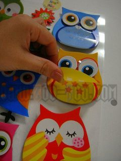Details about Chipboard/PVC Sticker RoomMates Cute Owl Tree Peel&Stick