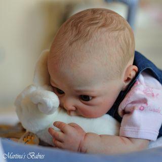 Martina's Babies Reborn Real Baby Doll Sabrina Kit Lola by Adrie Stoete N11 900