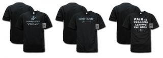 Tee Shirts Military Slogan Marine Corps Pain Ooh RAH No Greater Friend T Shirts