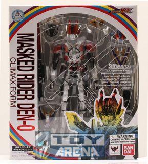 S H Figuarts Kamen Rider Den O Climax Bandai 71236 Figure