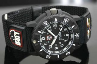 New Luminox Men's 3901 Faststrap Navy Seal SWAT Military Watch Swiss Made