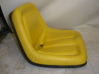 John Deere Seat 110 112 140 210 212 214 214 300's Very Nice Replacement Seat