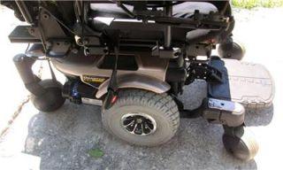 Pride Quantum 610 Tilt Electric Wheelchair Wheel Chair