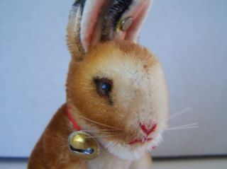 Steiff Bunny Rabbit Made in US Zone Germany Antique Vintage Collection 851