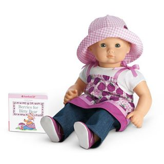 New American Girl Doll Bitty Baby Berry Outfit Book