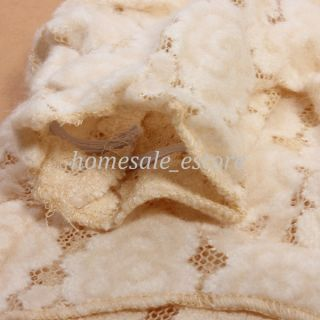 Lace Pet Dog Puppy Bottoming Shirt Coat Sweater Apparel Clothing 4 Sizes
