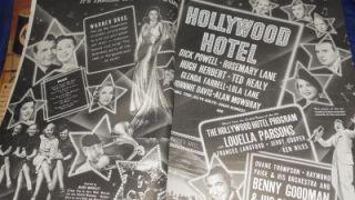 1938 Shirley Temple Movie Mirror Magazine Disney Snow White Movie Ad Star Gossip
