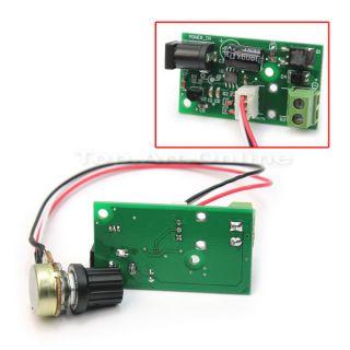 Adjustable Regulator Pulse Width PWM DC Motor Speed Controller Switch 6V 28V 3A