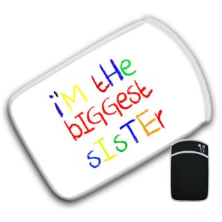 I'M The Biggest Sister Tablet eReader Sleeve Case Cover