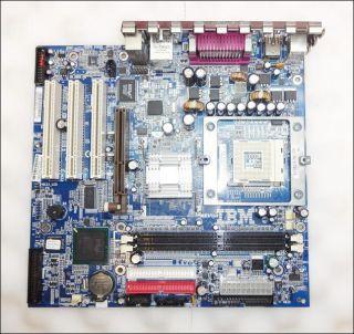 IBM 02R4084 NetVista Rev 1 5 Socket 478 Motherboard with I O Plate