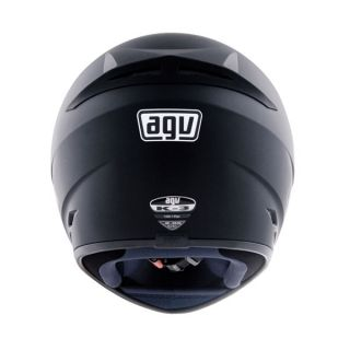 Agv K3 Full Face Race Touring City Motorcycle Helmet Flat Matt Mono Black
