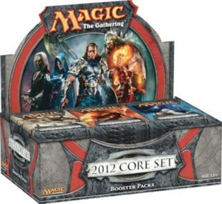 Magic MTG Magic 2012 Booster Box Factory SEALED