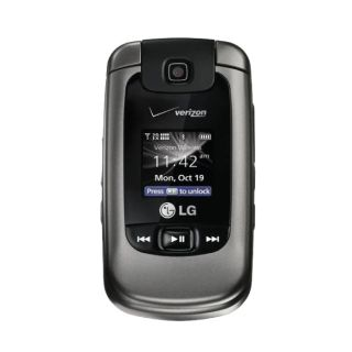 Mint LG Clout VX8370 Verizon Music Player Camera Flip Phone