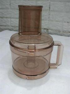 Regal La Machine 1 V A13 Food Processor Bowl Lid Pusher Replacement Parts