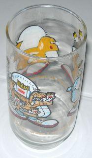 1979 Burger King Glass