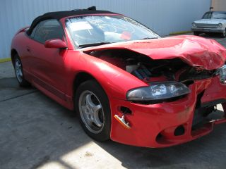 Tail Panel Mitsubishi Eclipse 96 97 98 99 Convertible Center