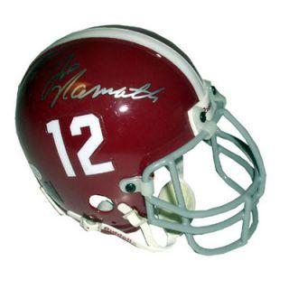 Steiner Sports Joe Montana Autographed 49ers Mini Helmet