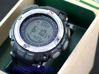 Casio PROTREK Tough Solar Triple Sensor 200M Watch PRG 130 1VDR