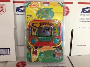 Tiger Electronics Taz Mania LCD Game 1994