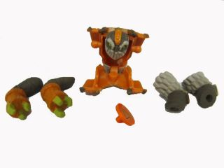 Latest Gormiti Titanium Serie Giochi Figures Toy 3pc