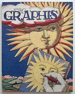 Graphis Magazine Issue 20 1947 Graphic Arts Design Kitagawa Utamoro