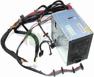 Dell XPS 630 630i 750W Power Supply HP D7501A001 H750E 01 DW002