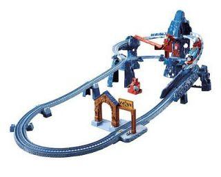 Thomas Friends Track Master Risky Rails Bridge Drop Train Set Toy Kids Boys