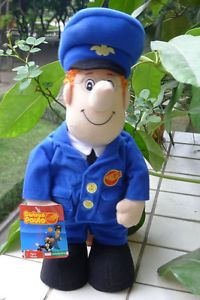 "New Classic Collection Postman Pat 14"" Plush Doll Toy Lovely Gift for Kids"