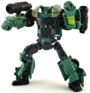 Transformers Prime Robots in Disguise Sergeant Kup Deluxe Animated Truck in Hand 653569565857