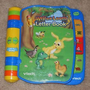 vtech write and learn letter book Vtech is an award winning electronic learning toys company offering the best learning toys on the market today purchase toys online vtech baby bath toys toot toot splash & sing bath book 4 /5 write a review £1699 temporarily unavailable to purchase online, for more information please call 01235 546810.