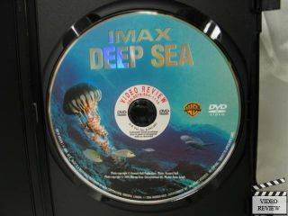 Deep Sea IMAX DVD 2007 794051813022
