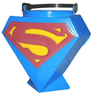Superman Returns Hero Gear w Bucket BK Kids Toys