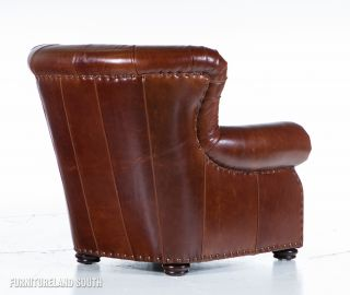 Simon Li Furniture Simon Li Blair Accent Chair and Ottoman