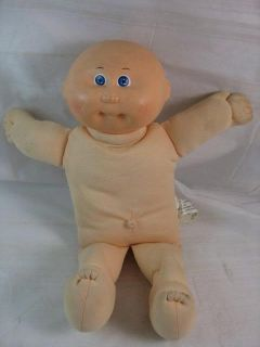 Cabbage Patch Kids CPK Vintage 1980s Baby Boy Doll No 1