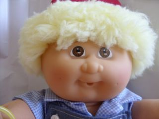 RARE Playalong 2008 HM 4 Anniversary Ed Cabbage Patch Kids Boy Doll Fan Con
