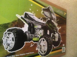 Child Kids ATV Monster Trax Commander Quad ATV 12 Volt Battery Powered Ride On