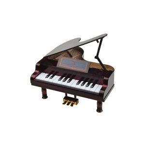 Children Music Educational Piano Toy Electronic Mini Small Grand Piano Toy