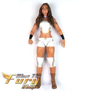 WWE Raw Wrestling Eve Torres Divas Women Wrestler Action Figure Kids Child Toy
