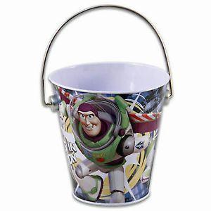 12 Pack Disney Pixar Toy Story Small Tin Buckets