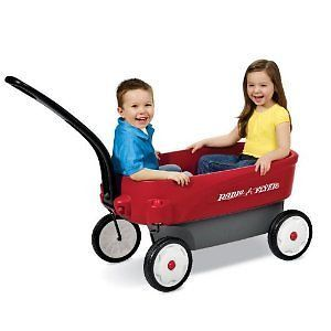 Radio Flyer Passport Wagon Red Pull Baby Toy Child 3300 New