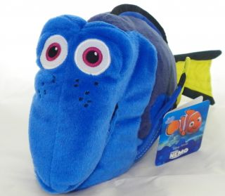 """Dory Soft Plush Toy 12"""" Disney Finding Nemo New with Tags"""