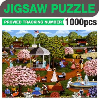 Holdson Jigsaw Puzzle 1000 piece Mothers Day at the park for adult kids