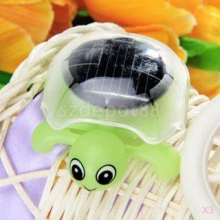 1 Set of DIY Assembly Solar Powered Bullet Train Kit Educational Toy Kids Gift