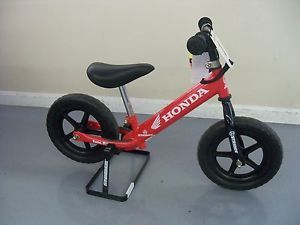 Honda Toy Strider Bike Bicycle No Pedals Balance Fun Adventurous