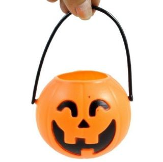 Halloween Pumpkin Jar Barrel Sack Costume Masquerade Fancy Ball Party New