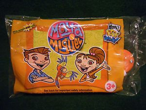 Wendys 2005 ''Maya and Miguel'' Soccer Game 2005 Kids Meal ''New '' SEALED