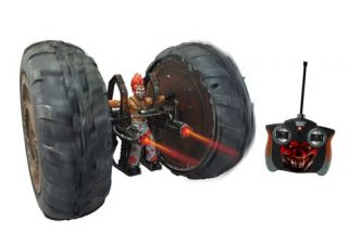 New Nkok Twisted Metal Stunt Axel with Sweet Tooth Figure RC